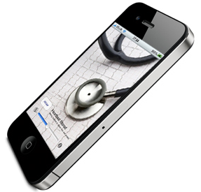 Medical Applications for iPhone