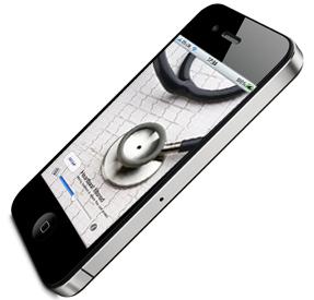 אפליקציות רפואיות לסלולר